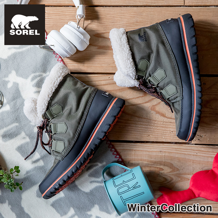 SOREL(ソレル)WinterCollection