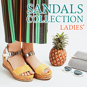 SANDALS COLLECTION 2019 LADIES'