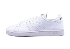adidas ADVANCOURT ランニングホワイト/ランニングホワイト/トレースブルー