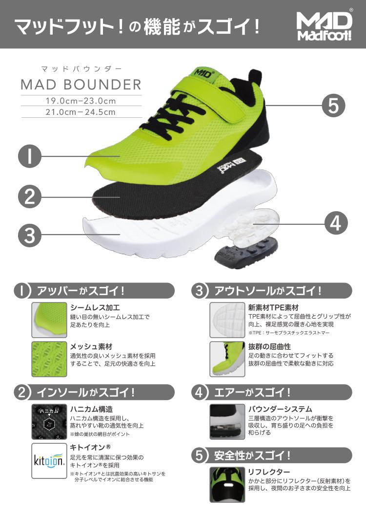 【マッドバウンダー】マッドフット!の機能がすごい!