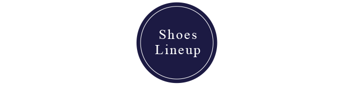 Shoes Lineup