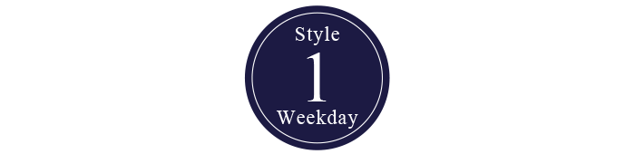 style 1 Weekday