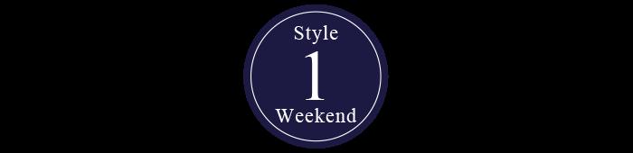 style 1 Weekend