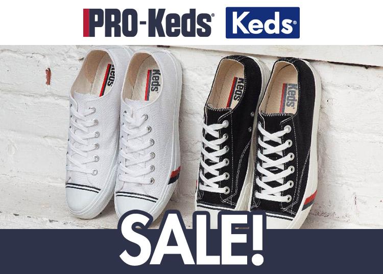 PRO-Keds Keds SALE!