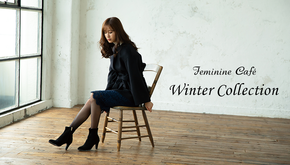 Feminine Cafe Winter Collection