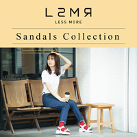 LSMR LESS MORE Sandals Collection 202006