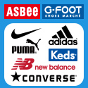 G-FOOT shoes marche ブランドロゴ